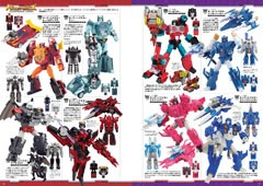 Transformers News: More Tayo Tosho/HeroX Transformers Generations 2018 Book Previews