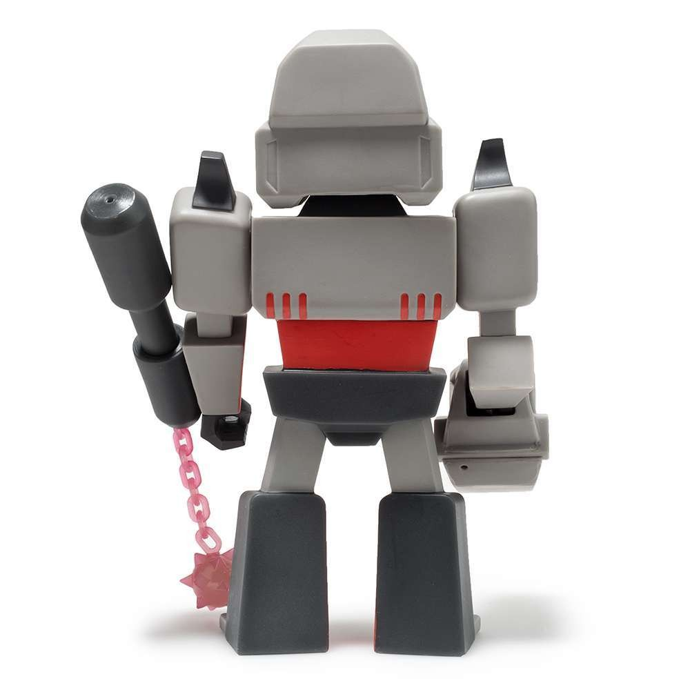 Transformers News: More Final Images of KidRobot TF vs GI Joe Vinyl Figures