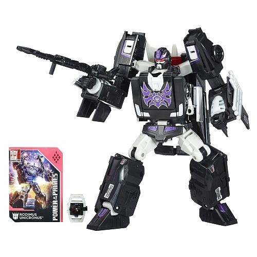 Transformers News: Stock Images for Transformers Power of the Primes Rodimus Unicronus
