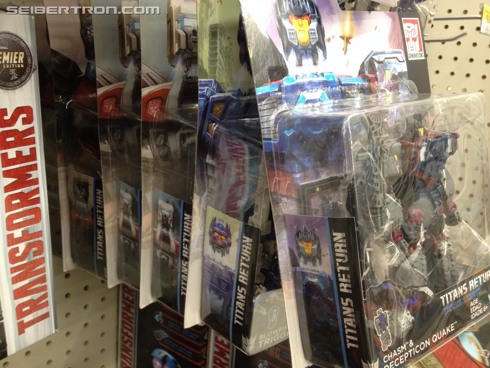 Transformers News: Transformers Titans Return Deluxe Revision Waves Being Restocked for the Holiday Season
