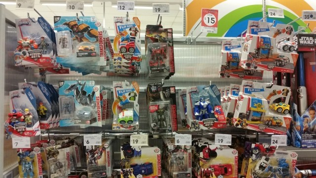 Transformers News: Transformers: Robots in Disguise One Step Soundwave and Diecast Toys Sighted at Australian Retail