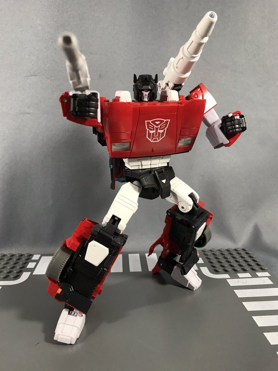 Transformers News: In-Hand Images of Takara Tomy Transformers Masterpiece MP-12+ Lambor Anime Color Edition