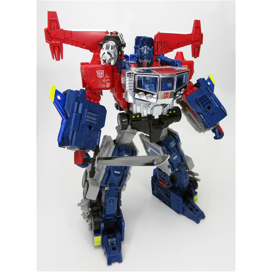 Transformers News: Takara Tomy Transformers Legends LG-EX God Ginrai on Toys'R'Us Hong Kong