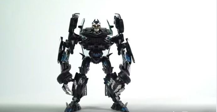 Transformers News: Re: Images of Instructions for Transformers Movie Masterpiece MPM-5 Barricade Confirm a 40 Step Conversi