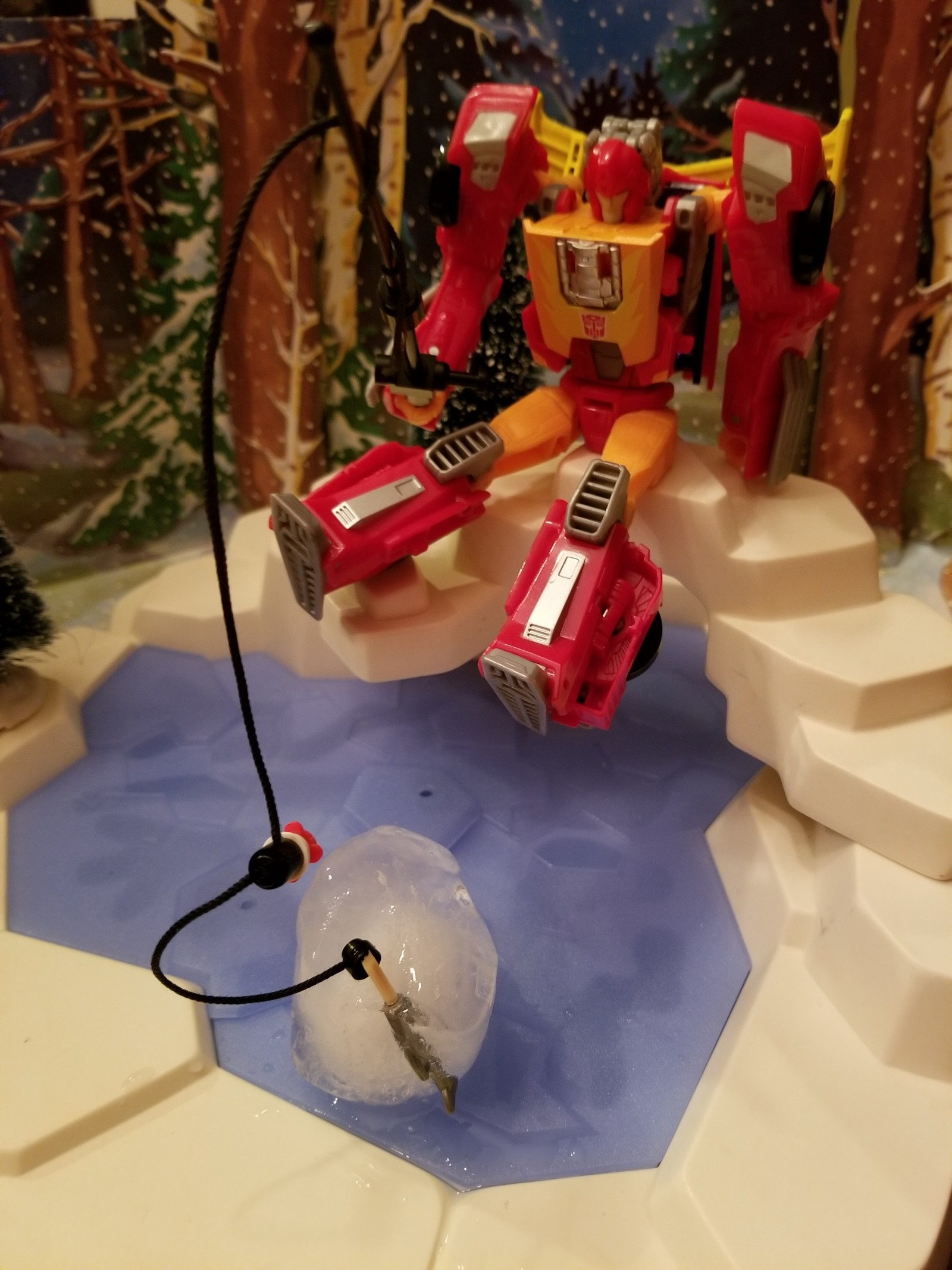 Transformers News: Re: Transformersmas 2017: A 25 Day Holiday Photo Challenge