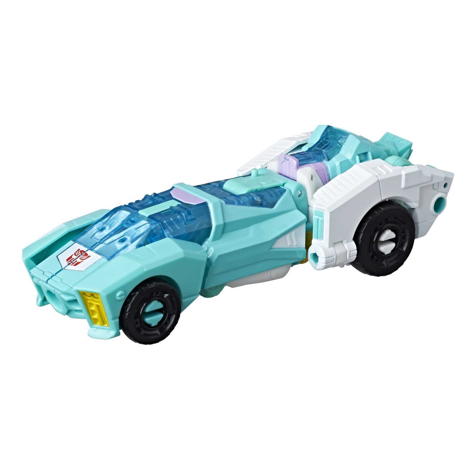 Transformers News: Stock Images of Finished Product for Transformers Power of the Primes Deluxe Moonracer