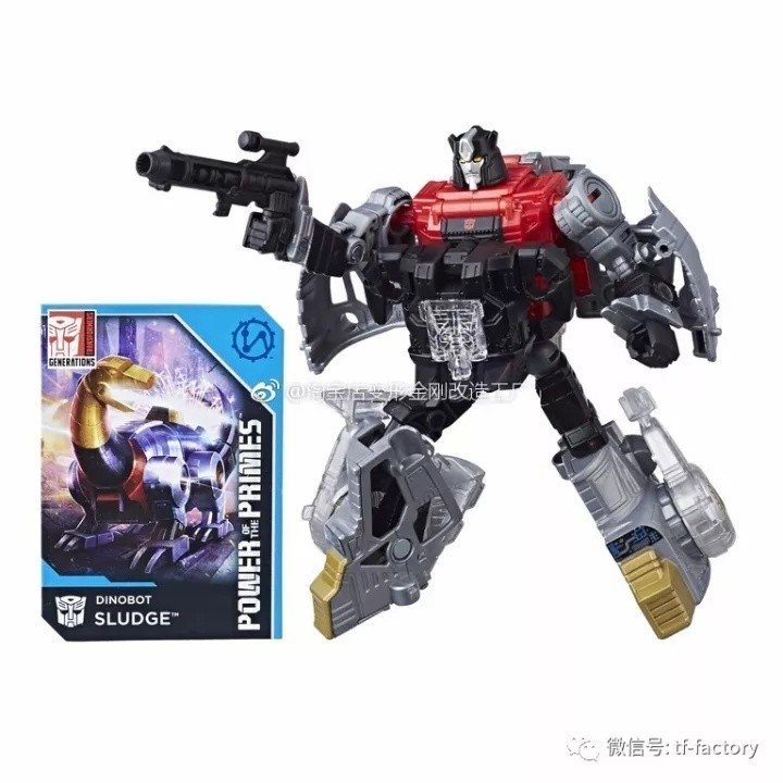 Transformers News: Stock Images of Transformers Power of the Primes Wave 2 Deluxes