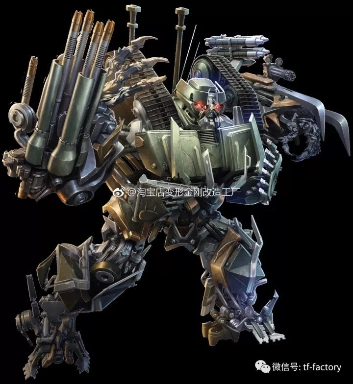 Transformers News: More Images of Transformers Studio Series Leader Blackout and Voyagers Brawl and Megatron