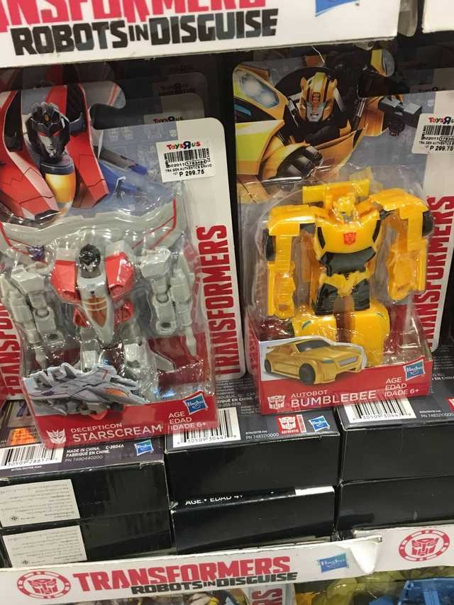 Transformers News: Transformers Authentics Sighted at Philippines Retail