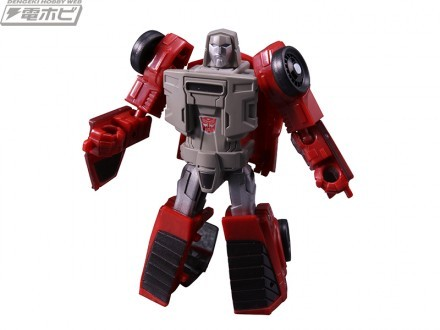 "Transformers News: Takara's Power of the Primes Toys Confirmed as Identical to Hasbro's to ""Unifying the World Brands"""