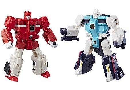 Transformers News: Transformers Titans Return Wingspan and Cloudraker Two-pack now available on Walgreens website!