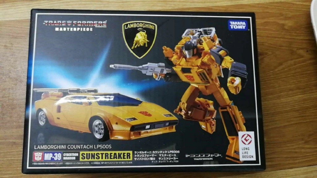 Transformers News: Re: Takara MP-39 Masterpiece Sunstreaker Discussion Thread