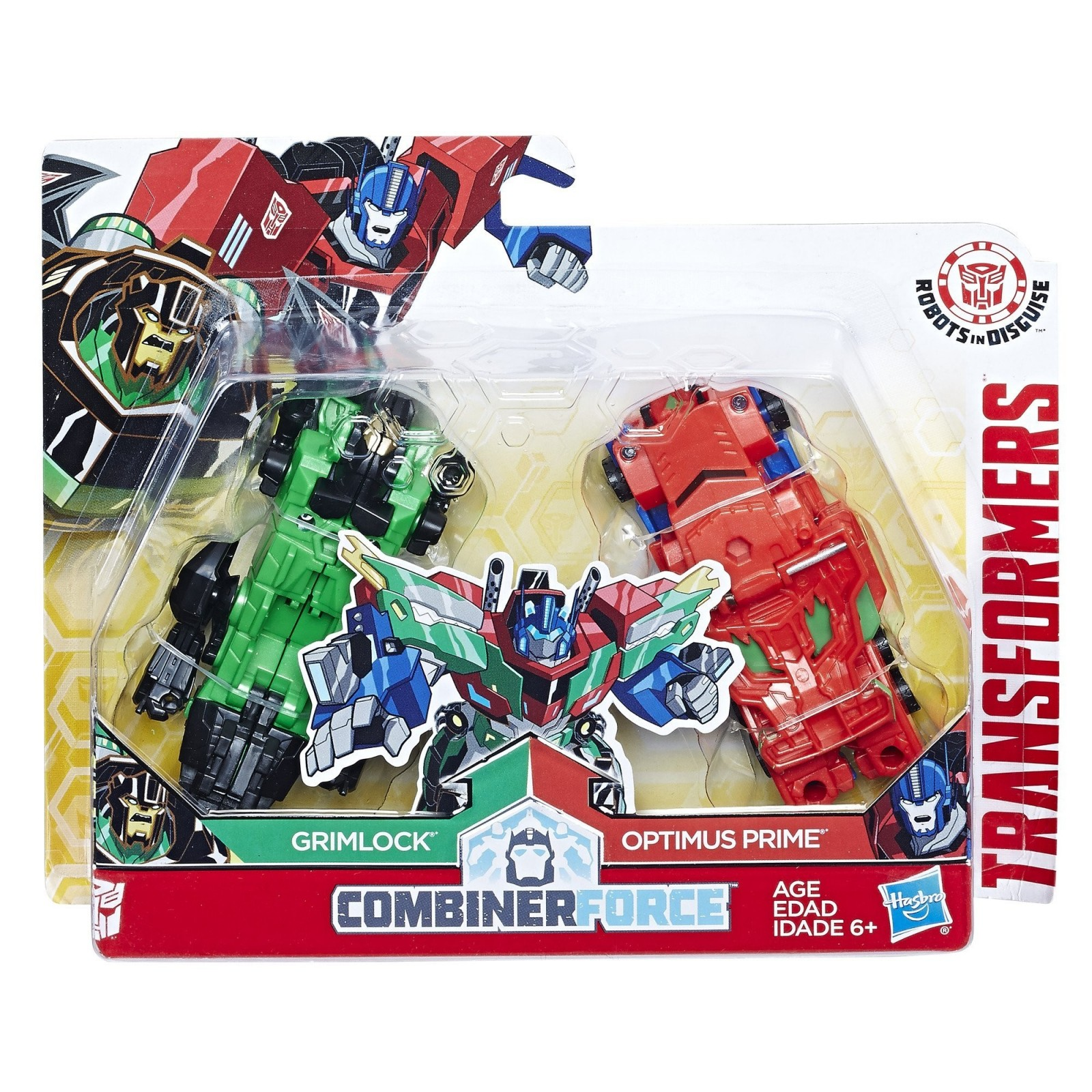 Transformers News: Stock Images for Transformers: Robots in Disguise Crash Combiners Primelock and Saberclaw