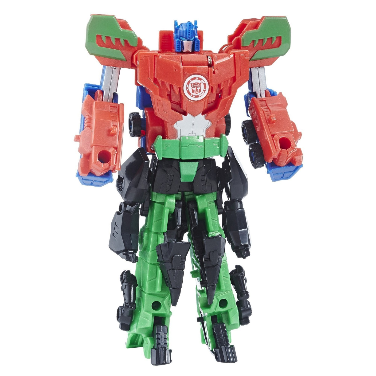 Action Figures RID Combiner Force Crash Saberclaw Transformers