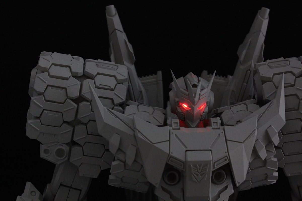 Transformers News: Re: Flame Toys IDW Non-Transforming Figures Thread