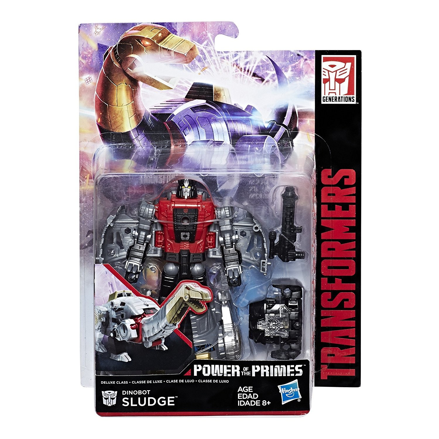 Transformers News: Wave 2 and 3 Figures of Transformers Power of the Primes Confirmed in Amazon Listings with New Image