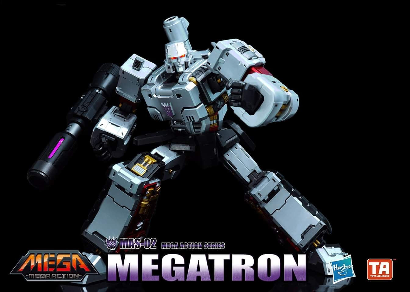 Transformers News: Re: Toys Alliance Mega Action Series Discussion Thread