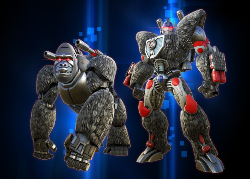 Transformers News: Optimus Primal Joins Kabam Transformers: Forged to Fight
