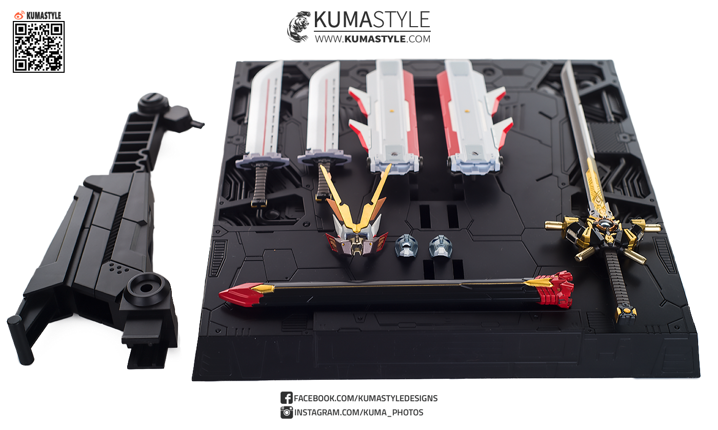 Transformers News: Pictorial and Video Review for Flame Toys Transformers 01 Drift