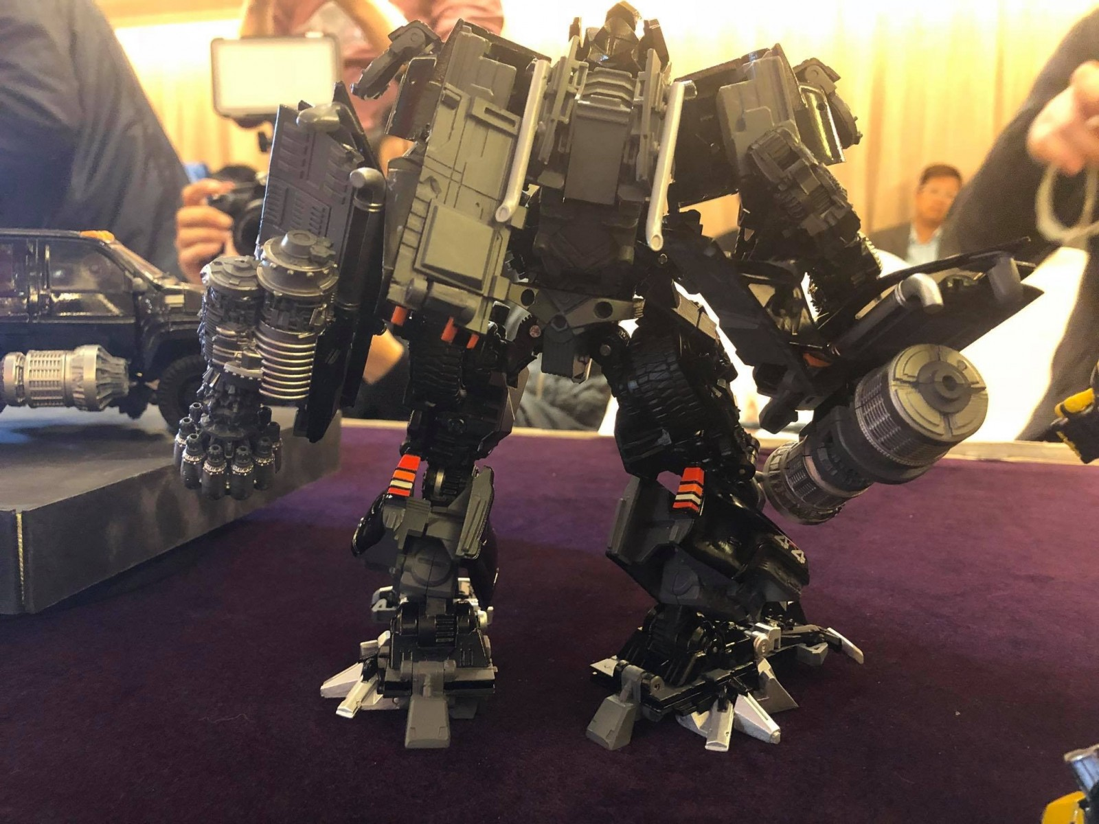 Transformers News: Full Reveal of Transformers Movie Masterpiece MPM-6 Ironhide at