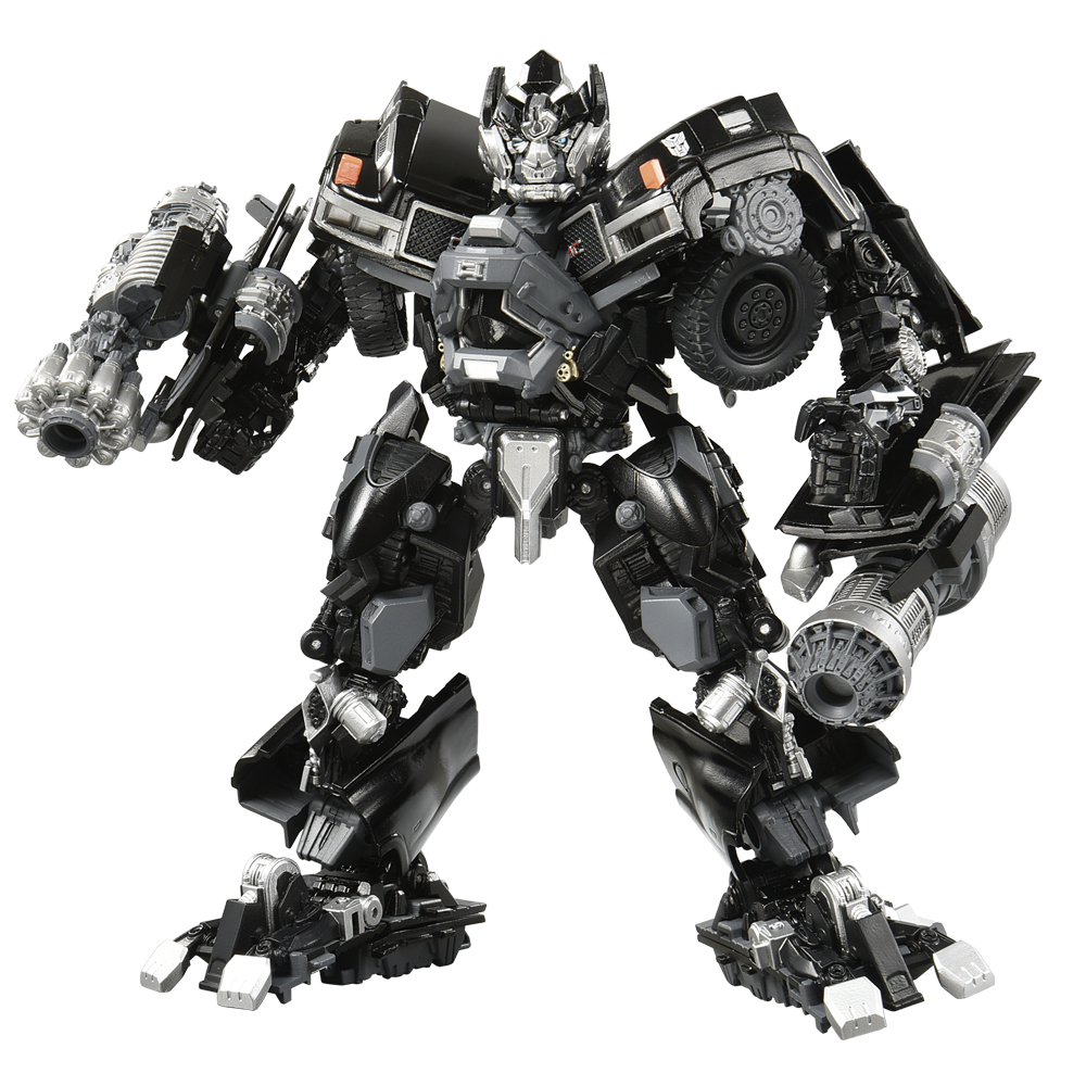 Transformers News: Description and Official Images of Transformers Movie Masterpiece MPM-06 Ironhide
