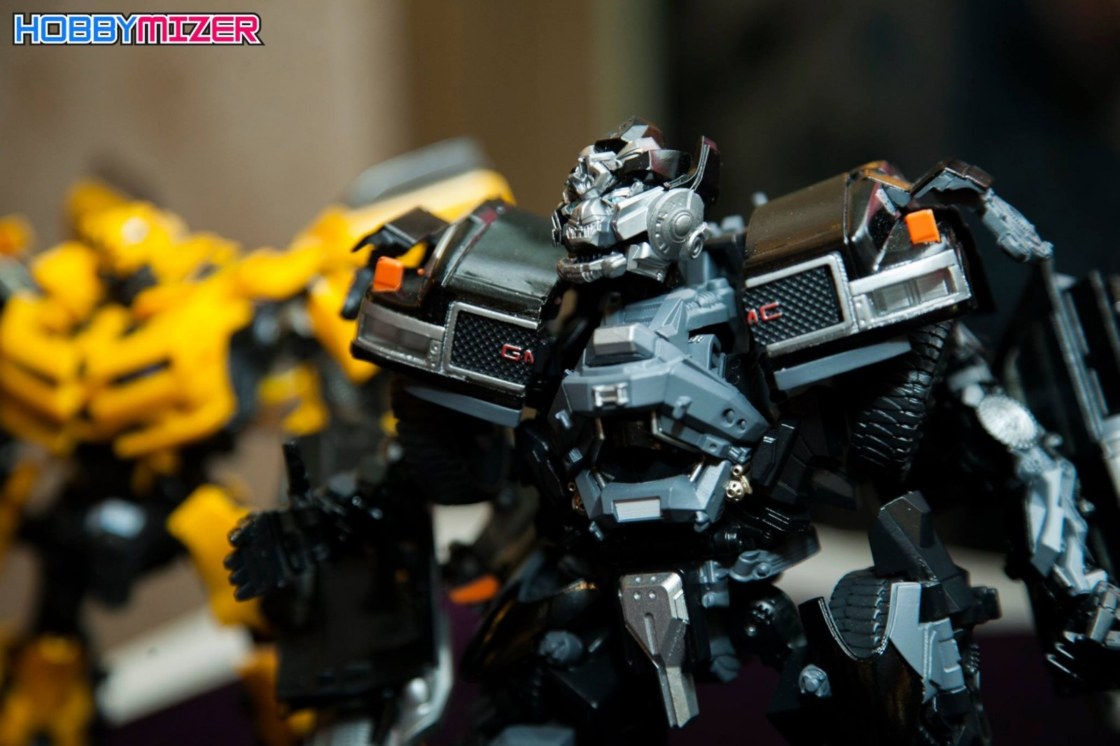 Transformers News: HD Images of Transformers Movie Masterpiece MPM-6 Ironhide