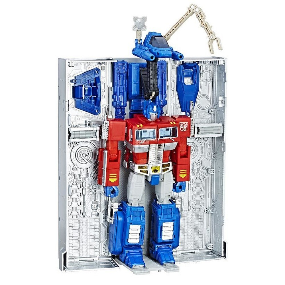 Transformers News: Transformers Masterpiece MP 10 Optimus Prime Reissue in Stock at TRU Singapore