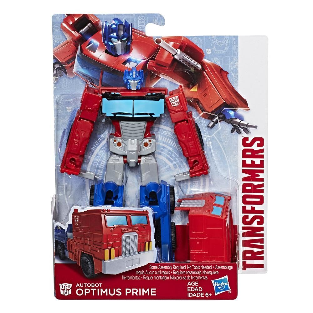 """Transformers News: Hasbro Reveals New Transformers Authentics 7"""" Bumblebee and Optimus Prime Toys"""