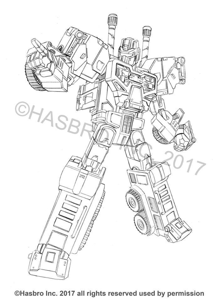 Transformers News: More Transformers Combiner Wars Packaging Art by Christiansen & Matere