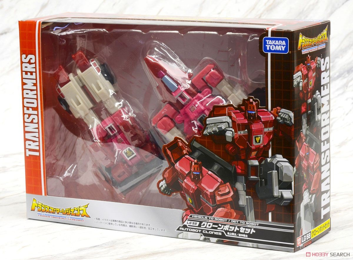 Transformers News: In  Package and In Hand Images of Takara Legends Overlord, Blitzwing and Autobot Clones