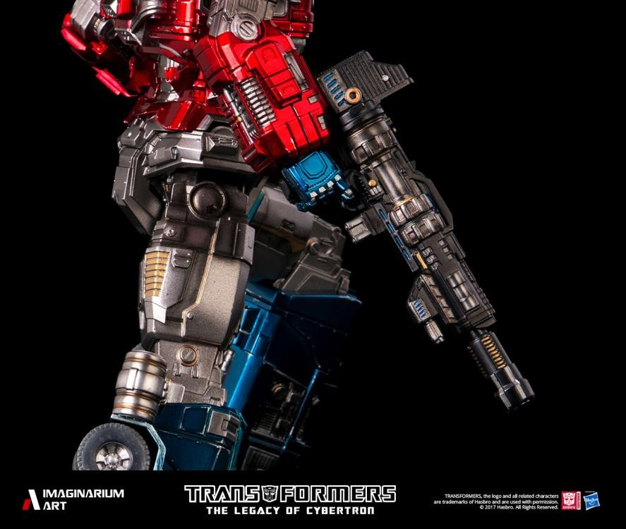 Transformers News: Imaginarium Art Licensed Transformers Statues: Legacy of Cybertron Optimus Prime
