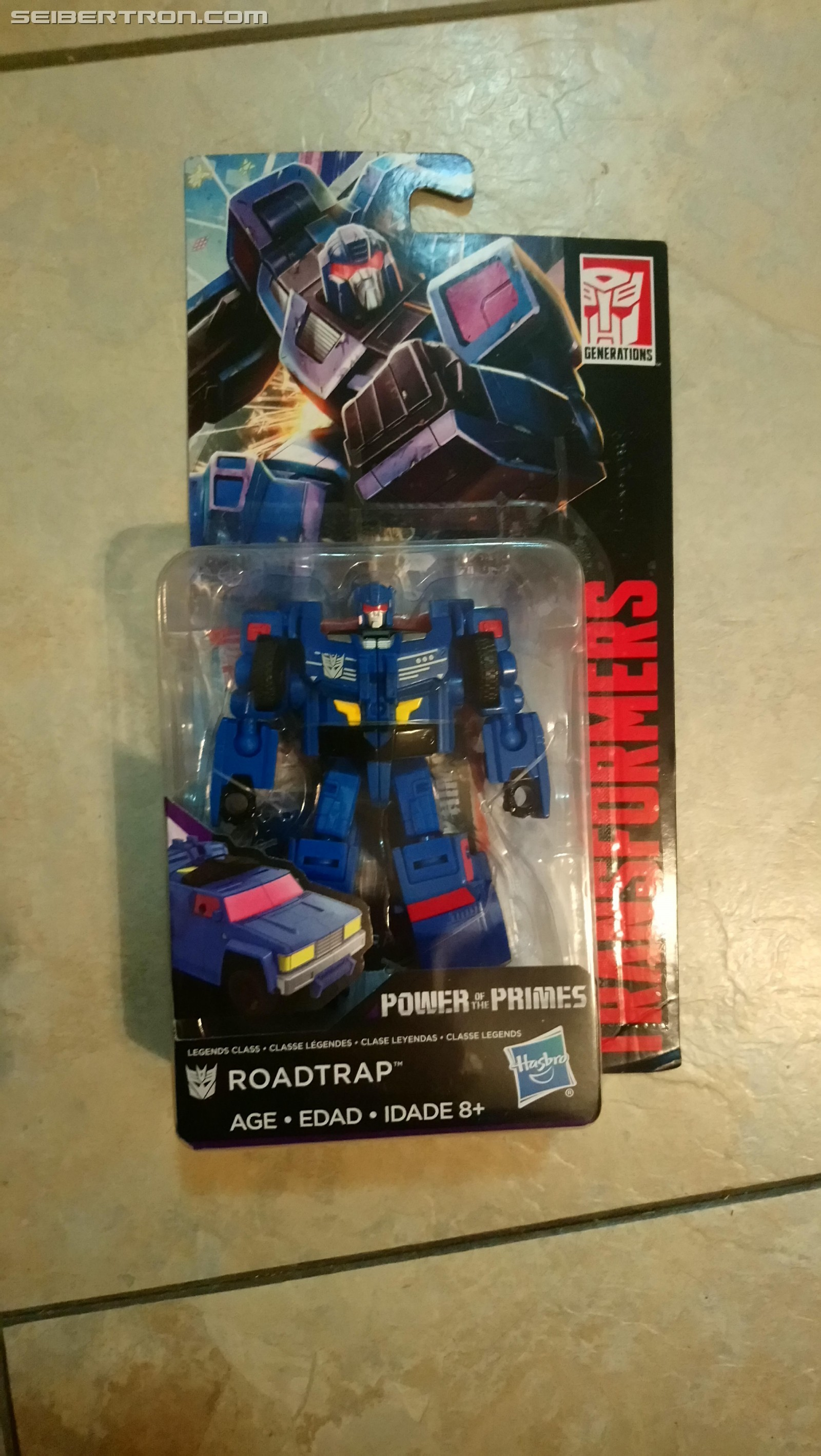 Transformers News: Transformers Power of the Primes Wave 2 Legends Class Found at US Retail