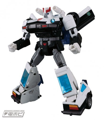 Transformers News: Transformers Masterpiece MP17+ Prowl Revealed!