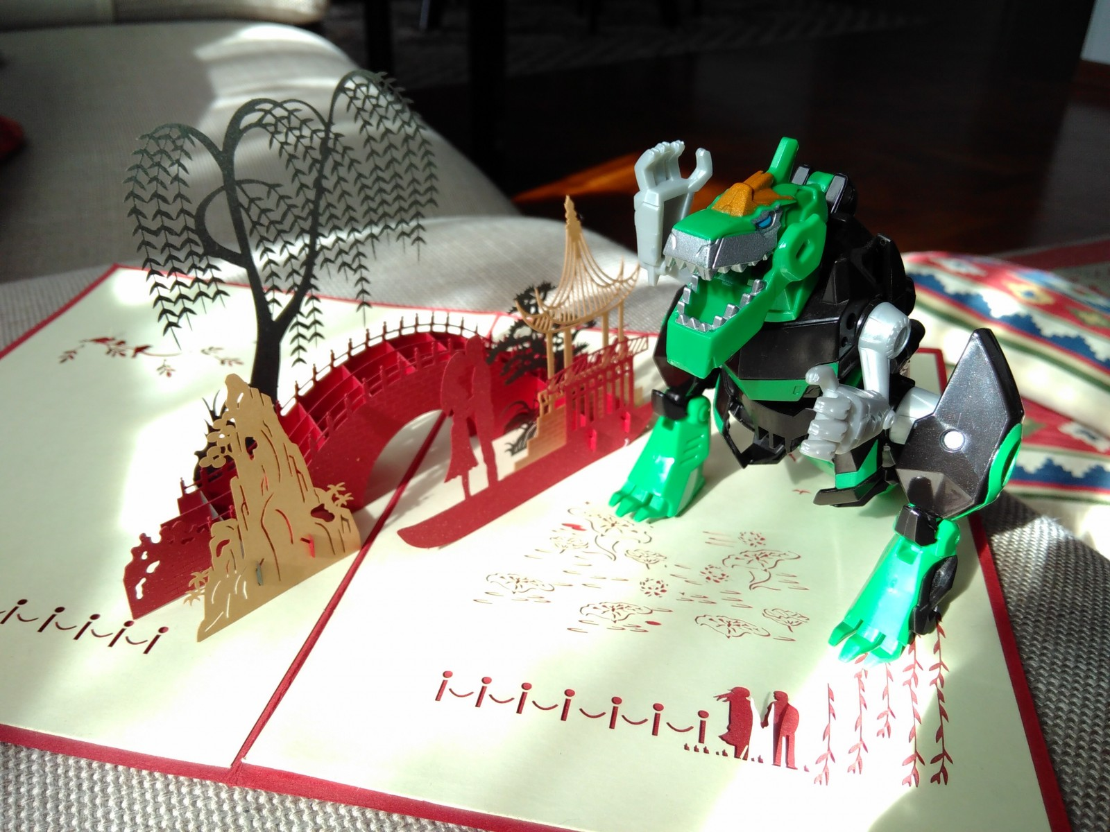 Transformers News: Happy New Lunar Year from Seibertron.com!