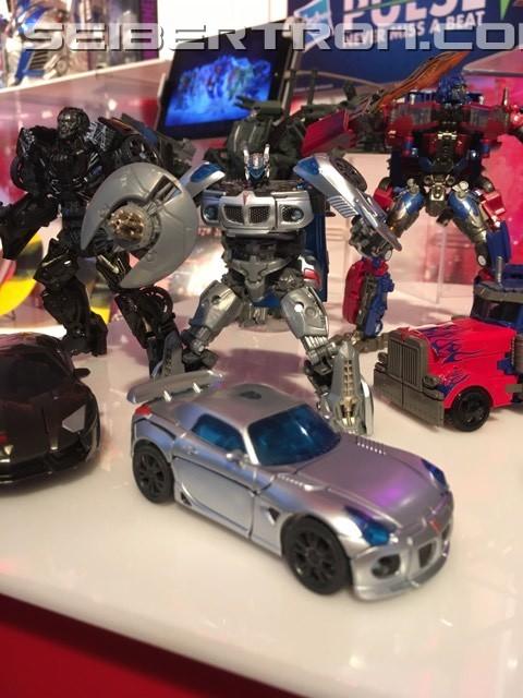 Transformers News: Toy Fair 2018 - Transformers Studio Series: Blackout, Lockdown, Jazz, Stinger, More