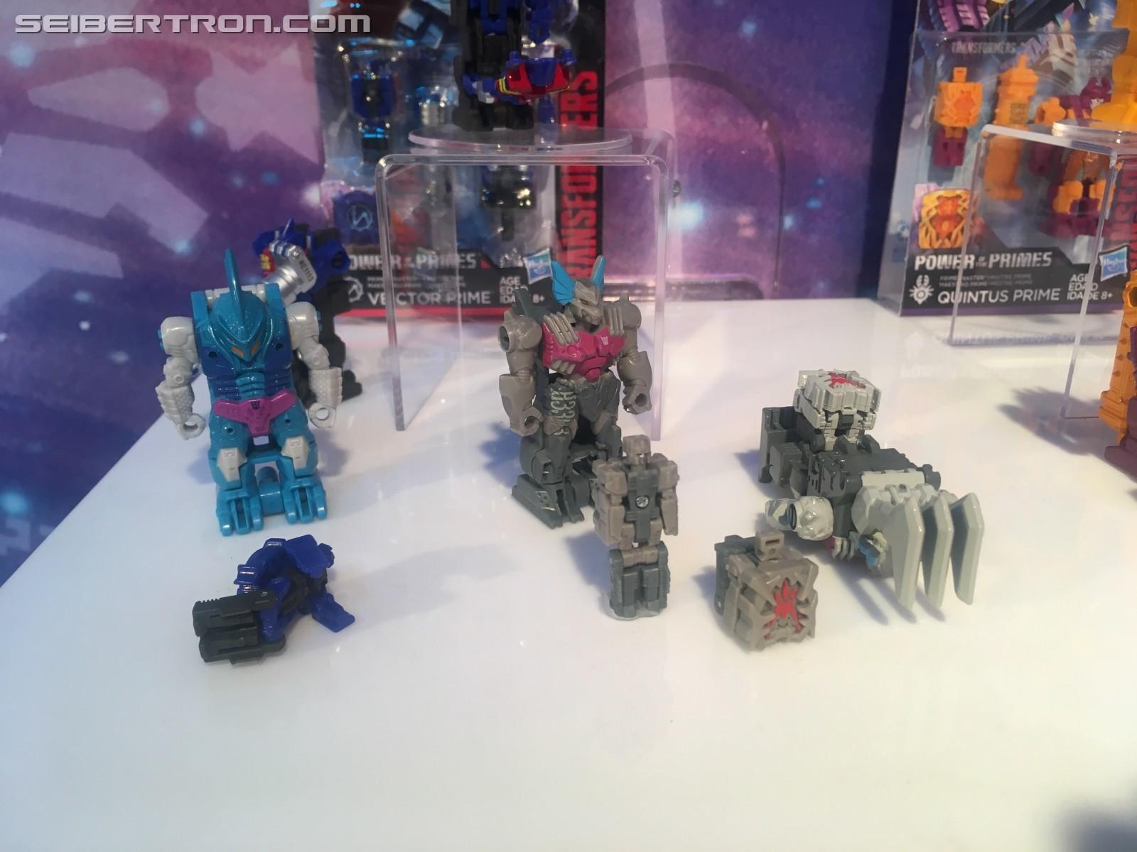 Transformers News: Toy Fair 2018 - Transformers Power of the Primes Nova Star, Prime Masters, More #HasbroToyFair #NYTF