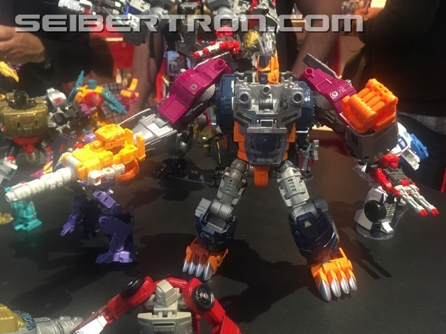 Transformers News: Toy Fair 2018 - Transformers: Power of the Primes Optimal Optimus Revealed #HasbroToyFair #NYTF