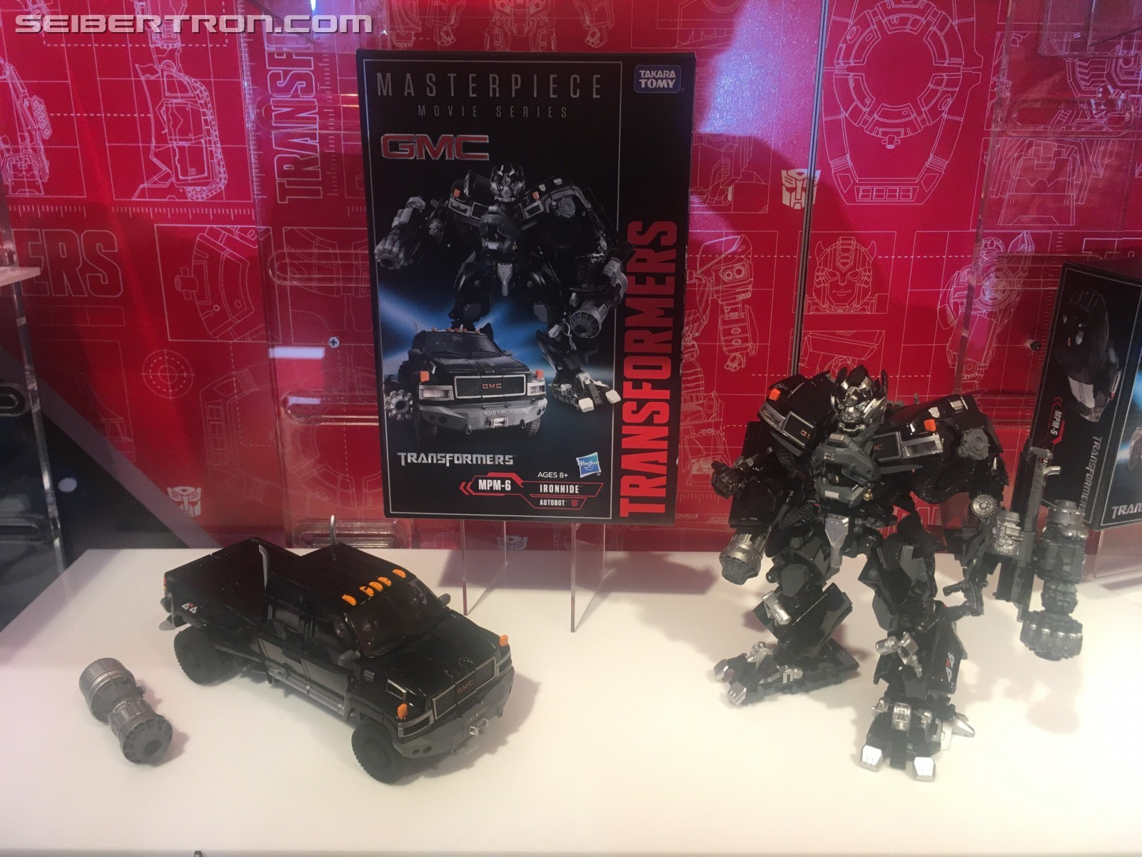 Transformers News: Re: Transformers Movie Masterpiece MPM-6 Ironhide Thread