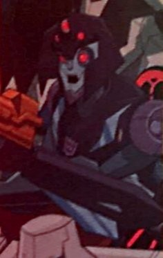 Transformers News: Sneak Peek at Transformers Cyberverse New Decepticon Shadow Striker