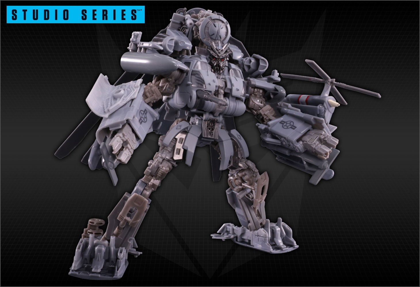 Transformers News: Takara's Official Images for Studio Series Grimlock, Blackout  + Scorponok, and Starscream