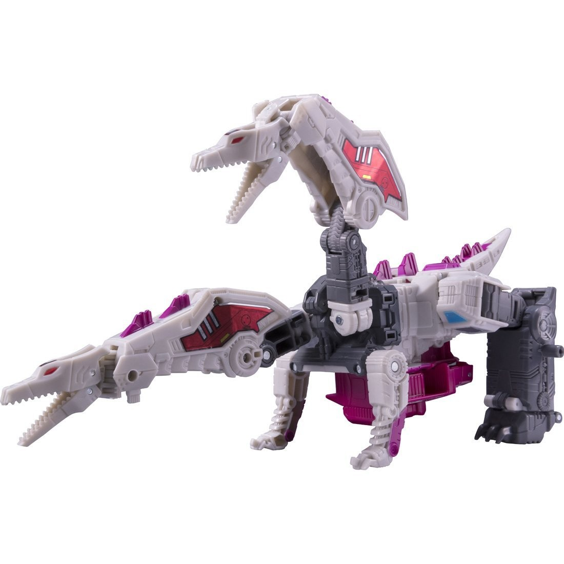 Transformers News: New Images of POTP Finished Toys Including Abominus Combined and Optimal Optimus with Flight Mode