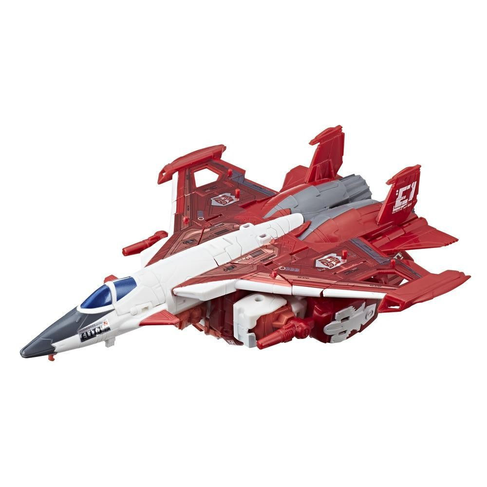 Hasbro Transformers POTP Power of the Primes Voyager ELITA-1+Hun-Gurrr in stock