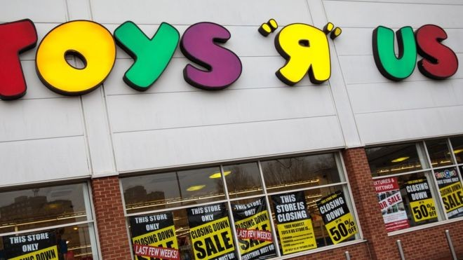 Transformers News: All Toys R Us Stores Are Expected to Close Within 6 Weeks in the UK
