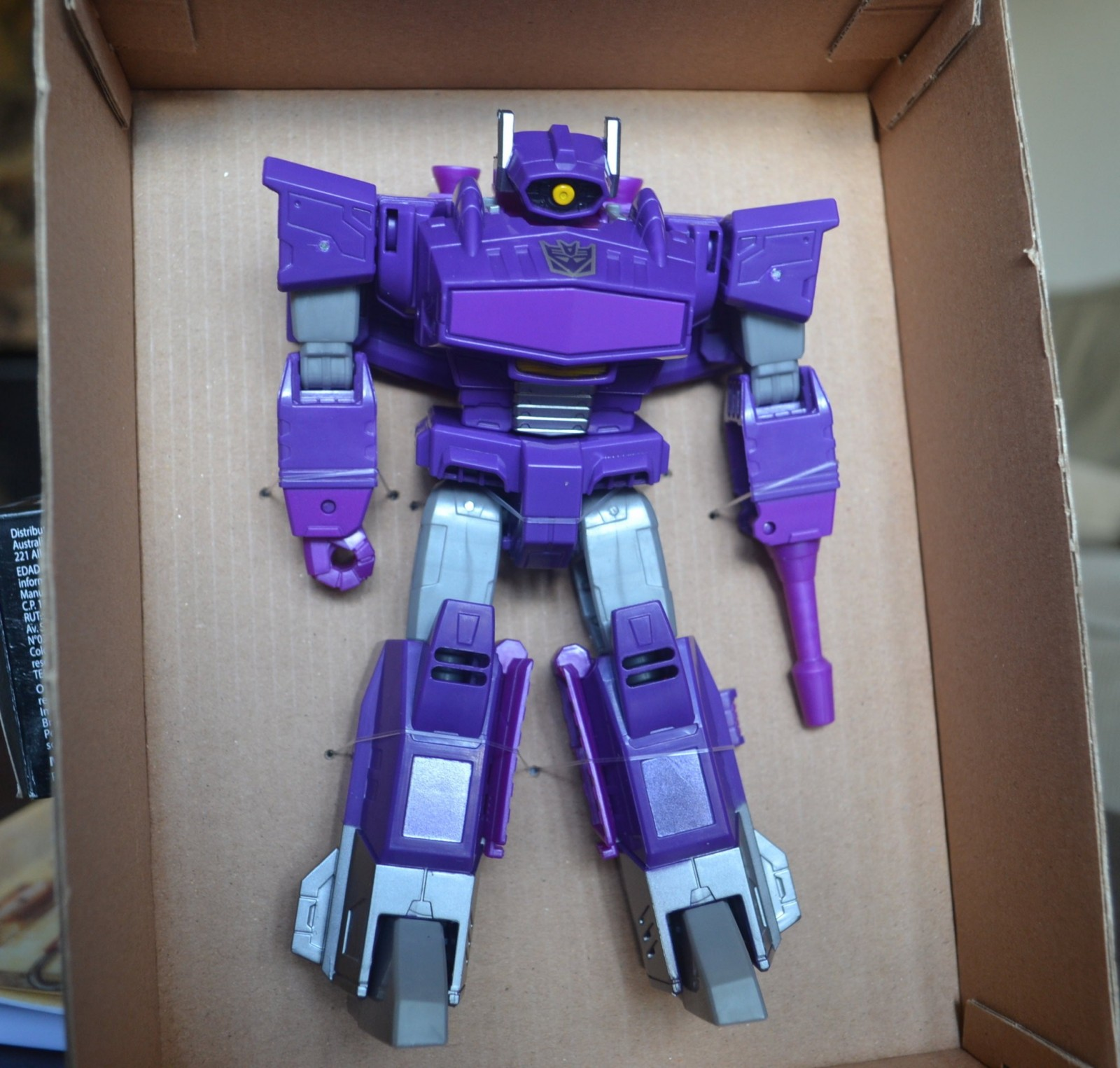 Transformers News: Transformers Generations Cyber Battalion Shockwave and Sideswipe Found in US  + More In Hand Images