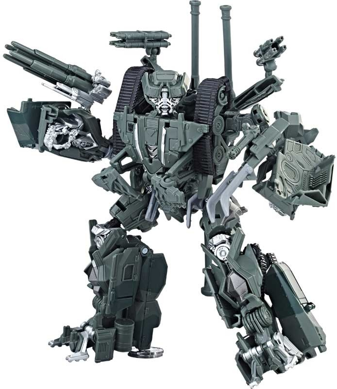 Transformers News: Final Product Stock Images for Transformers Studio Series Voyagers Megatron and Brawl