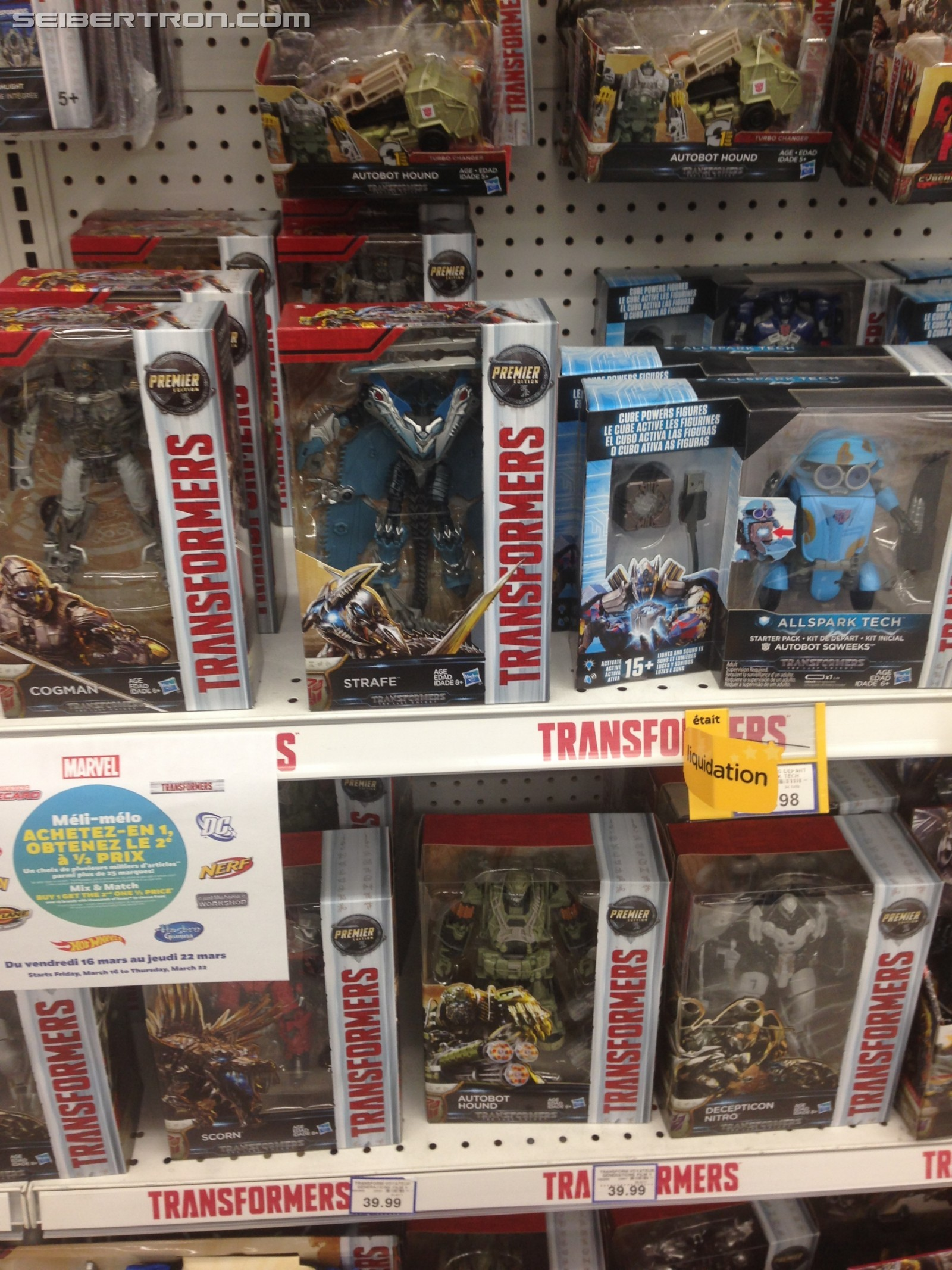 Transformers News: Several 2017 Transformers Toys Still Not Found in the US