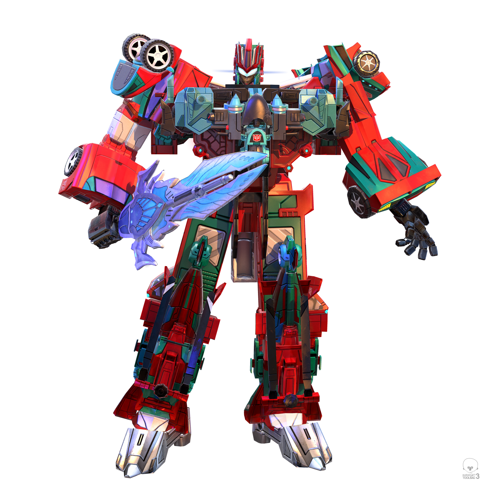 Transformers News: Victorion and Menasor coming to Transformers: Earth Wars