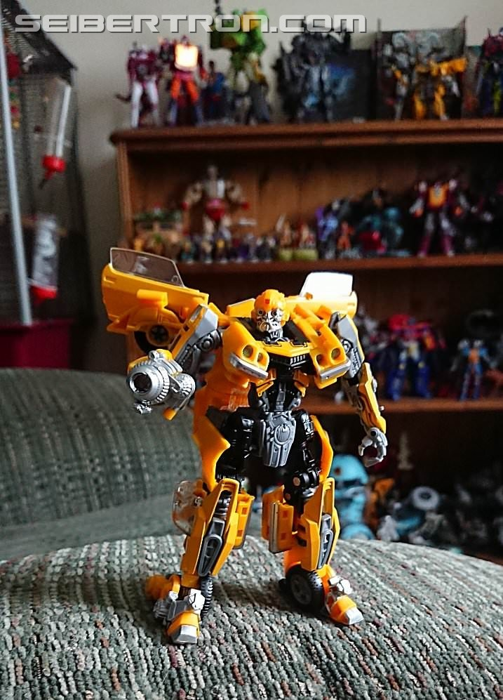 Transformers News: Helpful Fixes and Mods for Transformers Studio Series Bumblebee and Blackout