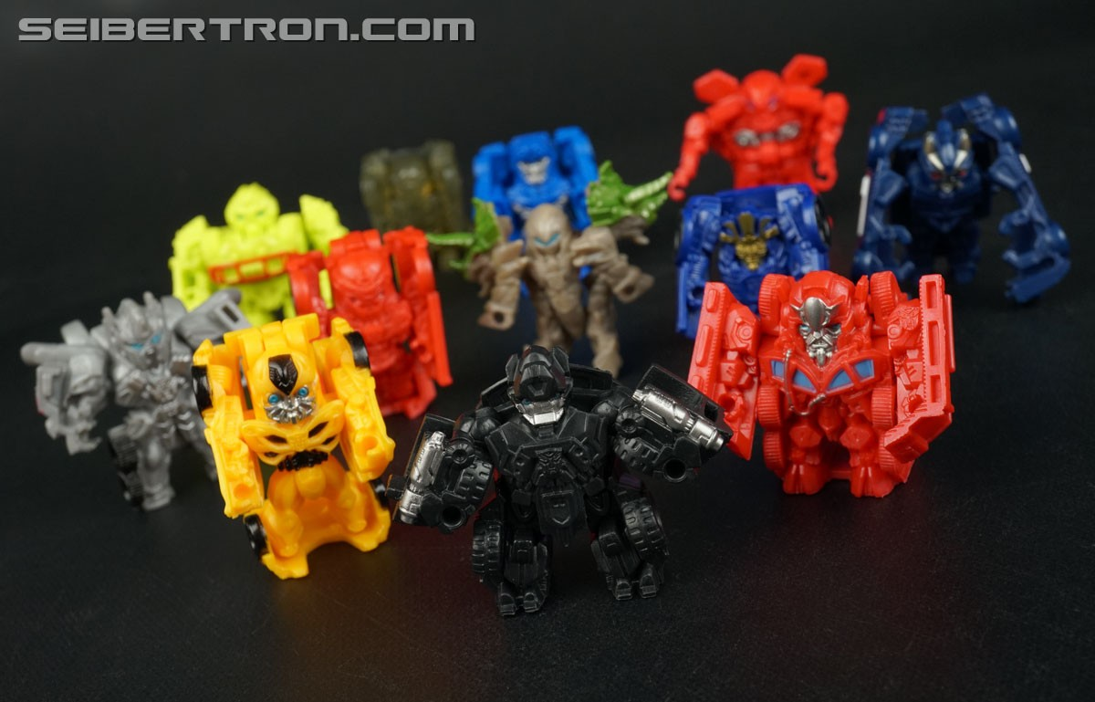 Transformers News: In-Hand Images of Transformers Tiny Turbo Changers Series 3