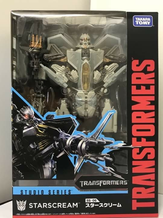Transformers News: First Look at Takara Packaging for their Release of Transformers Studio Series